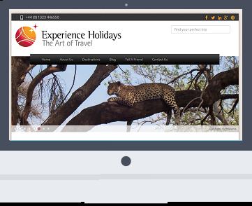 Experience Holidays