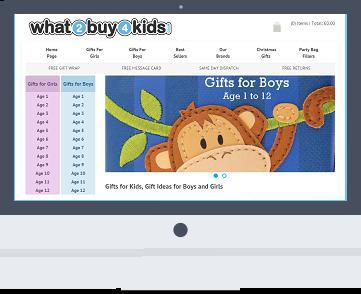 What 2 buy 4 kids